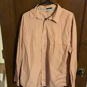 Mens Large Old Navy Button Down Shirt